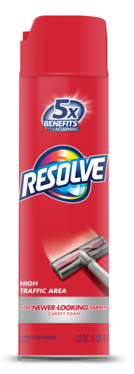 RESOLVE® High Traffic Area Carpet Foam