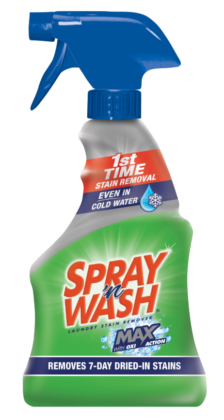 SPRAY N WASH Max Laundry Stain Remover Photo