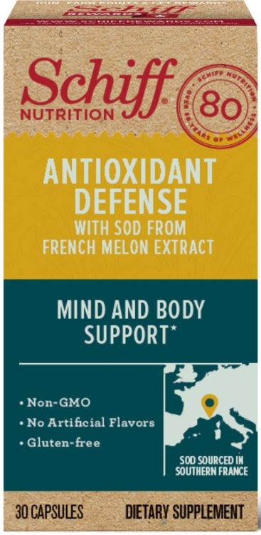 Schiff Antioxidant Defense Photo