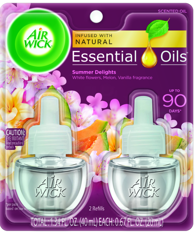 AIR WICK® Scented Oil - Summer Delights