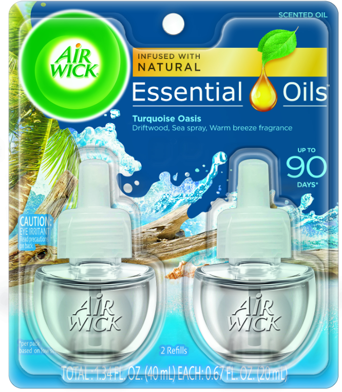 AIR WICK® Scented Oil - Turquoise Oasis