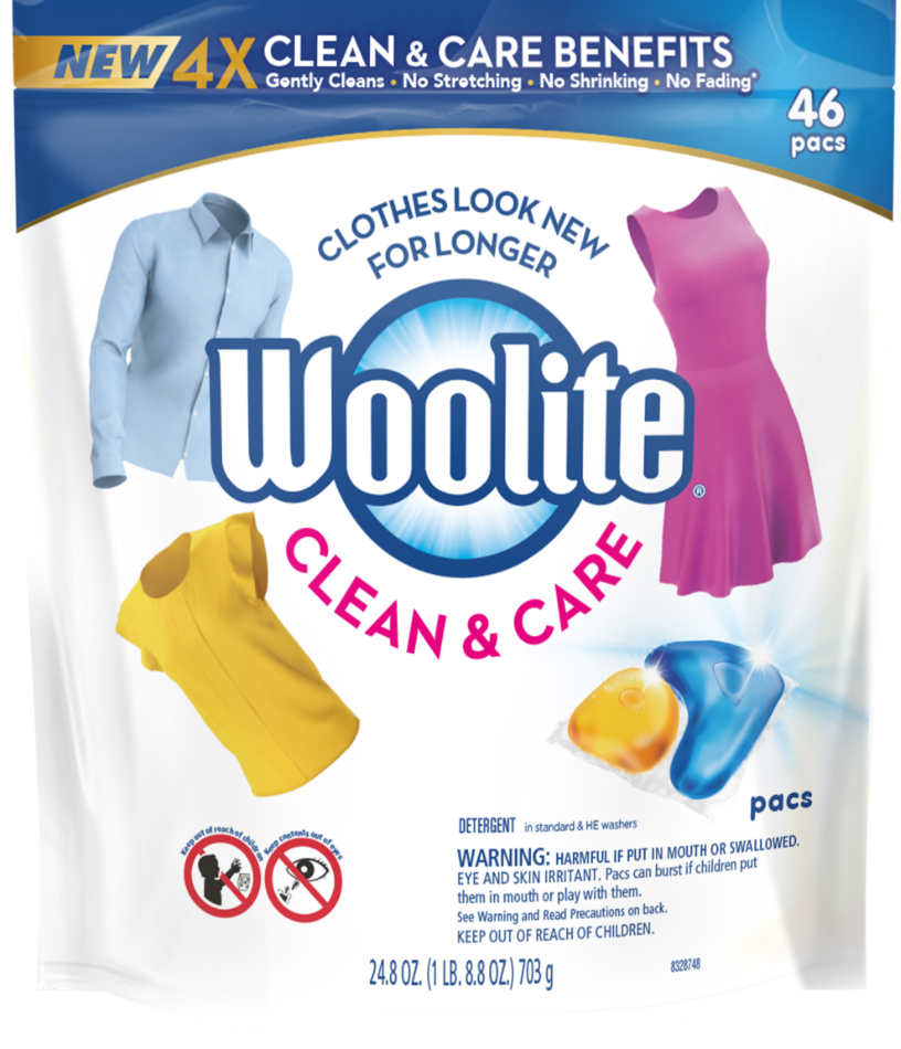 WOOLITE Clean  Care Pacs Photo