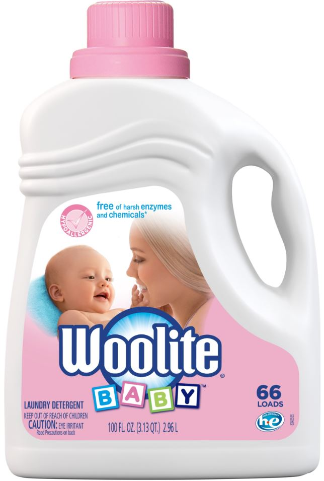 WOOLITE BABY Laundry Detergent Photo
