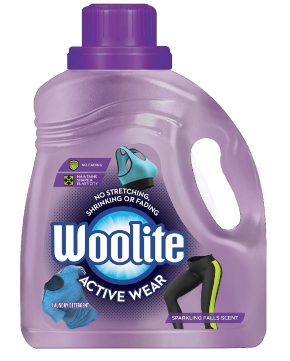 WOOLITE® for Active Wear - Sparkling Falls Scent