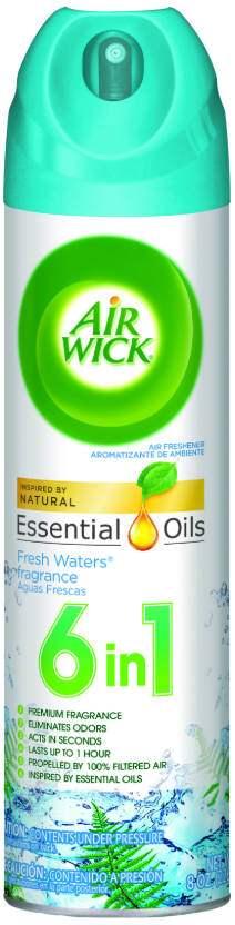 AIR WICK® 4 in 1 Air Freshener - Fresh Waters