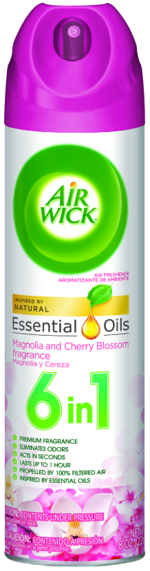 AIR WICK® 4 in 1 Air Freshener - Magnolia Cherry Blossom