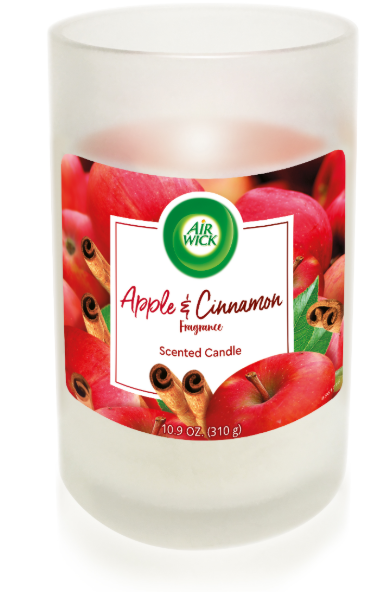 AIR WICK® Candle - Apple & Cinnamon