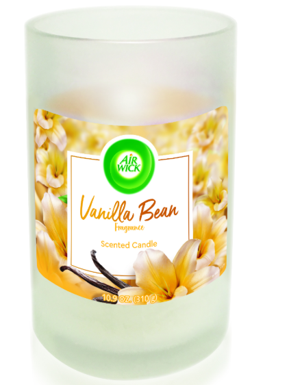 AIR WICK® Candle - Vanilla Bean