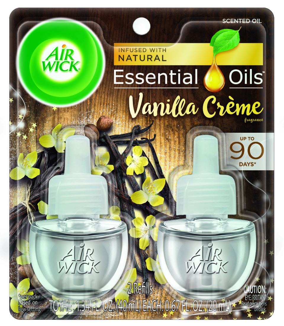 AIR WICK® Scented Oil - Vanilla Creme