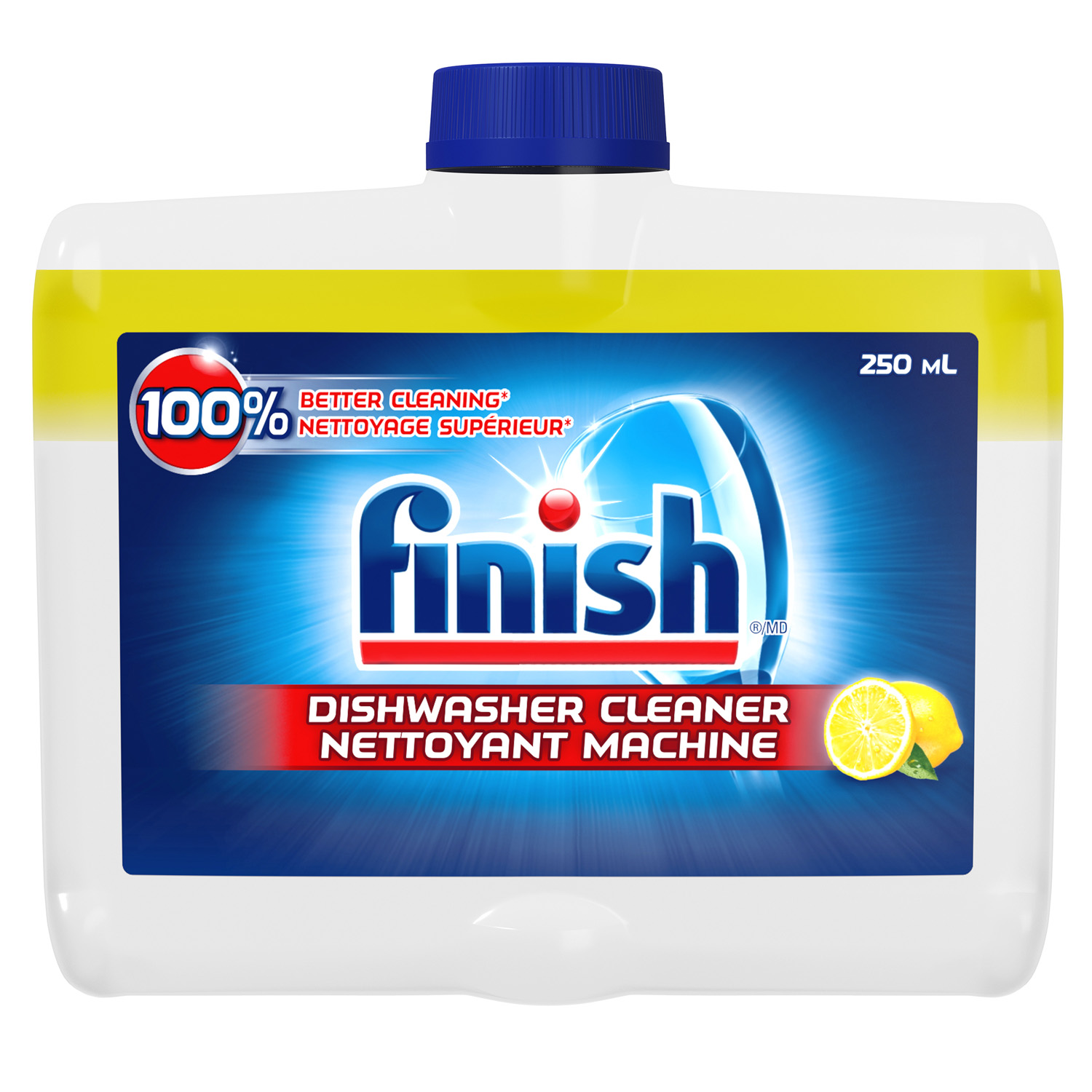 Finish® Dishwasher Cleaner - Lemon
