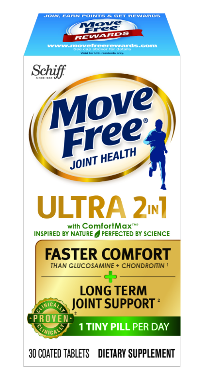 MOVE FREE Ultra 2 in 1 Faster Comfort Photo
