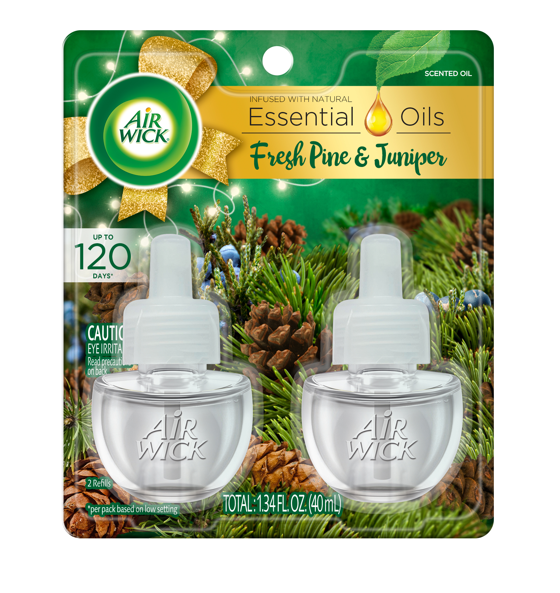 AIR WICK® Scented Oils - Fresh Pine & Juniper