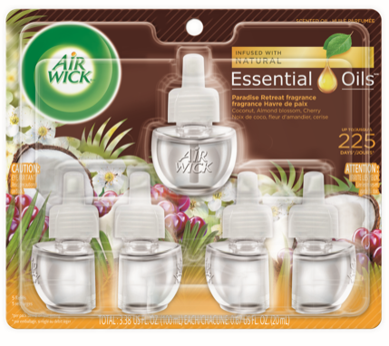 AIR WICK Scented Oil  Paradise Retreat Photo