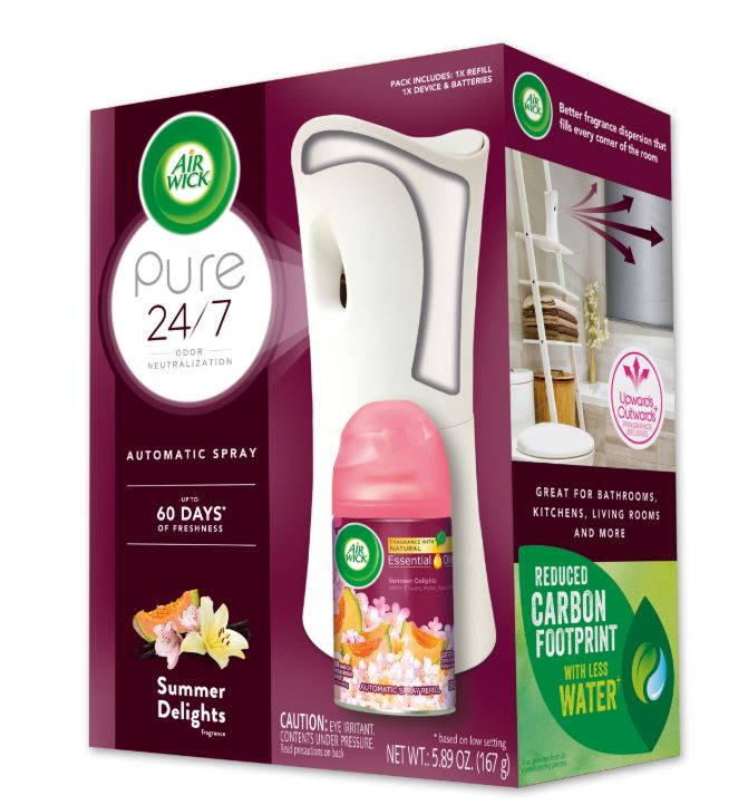 AIR WICK® FRESHMATIC® - Summer Delights - Kit
