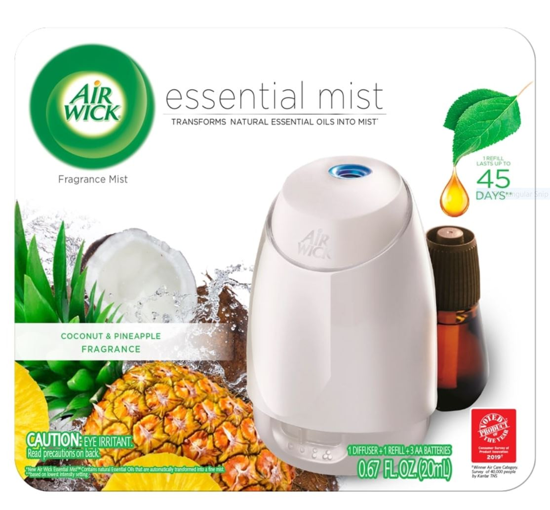 AIR WICK® Essential Mist - Coconut & Pineapple - Kit