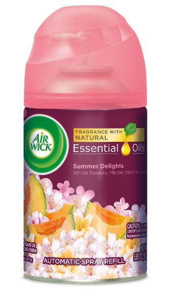 Air Wick Automatic Spray - Summer Delights 5.89 oz