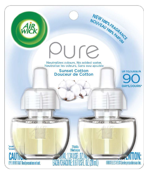 AIR WICK® Scented Oil - Sunset Cotton