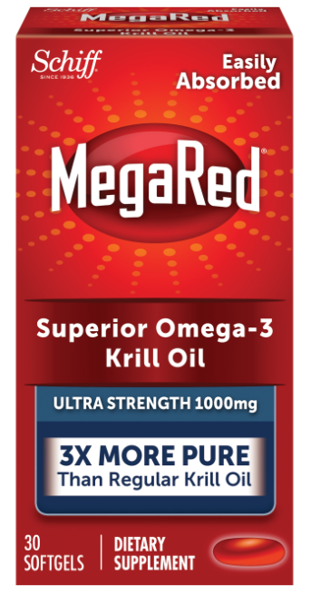 MegaRed Superior Omega3 Krill Oil Ultra Strength  1000 mg Softgels Photo