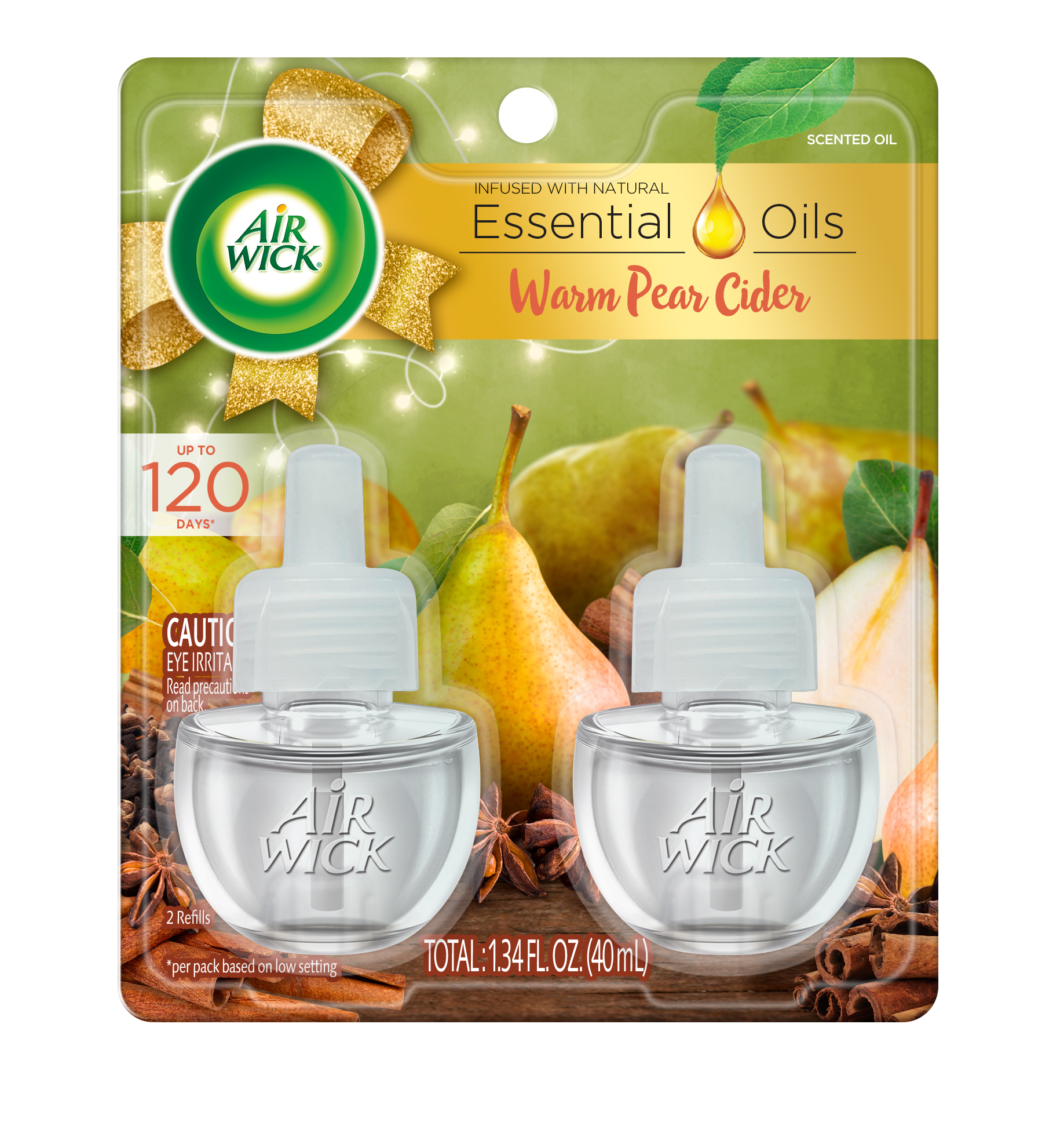 AIR WICK® Scented Oil - Warm Pear Cider