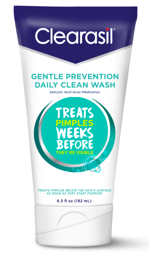 CLEARASIL® Gentle Prevention Daily Clean Wash