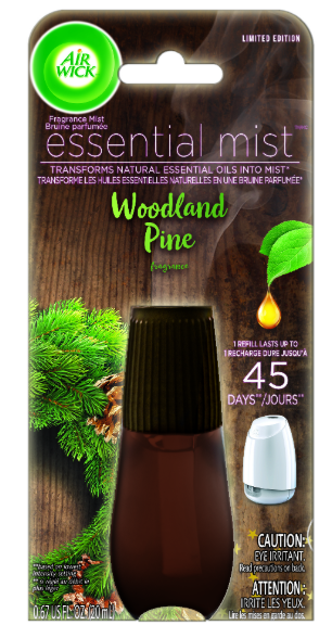 AIR WICK® Essential Mist - Woodland Pine (Canada)