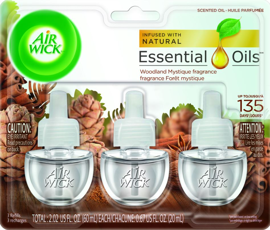 AIR WICK® Scented Oil - Woodland Mystique