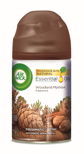 AIRWICK® Automatic Spray - Woodland Mystique