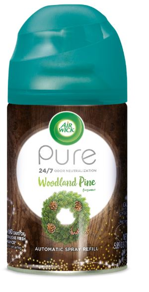 Air Wick Automatic Spray  Pure Woodland Pine 589 oz Photo